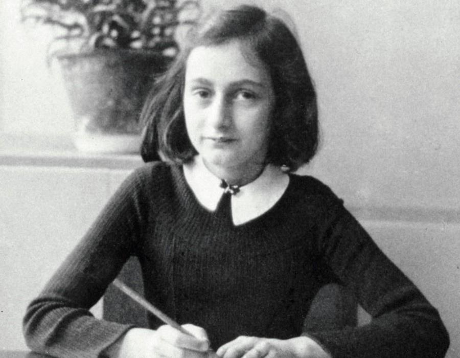 534 Anne Frank 安妮.法蘭克 1929年-1945年 猶太裔德國演員02