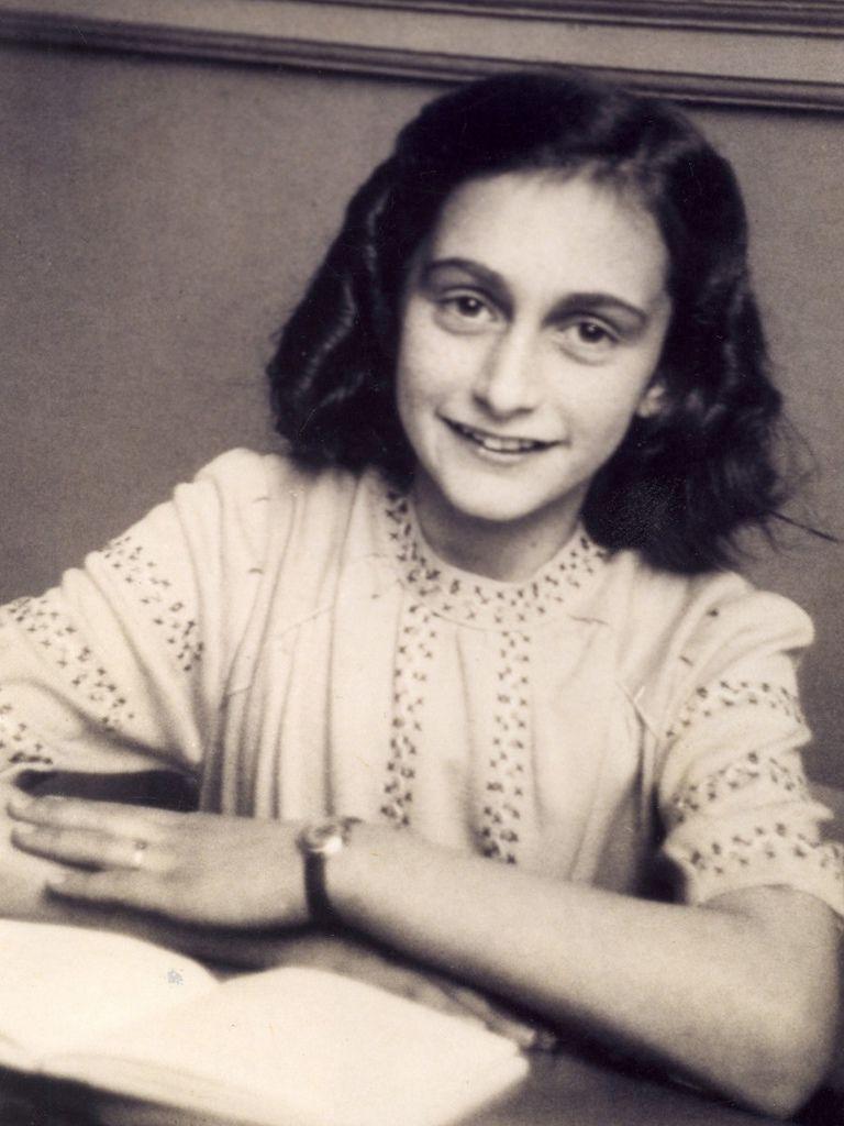 534 Anne Frank 安妮.法蘭克 1929年-1945年 猶太裔德國演員01