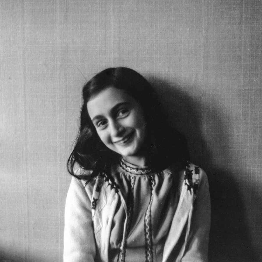 534 Anne Frank 安妮.法蘭克 1929年-1945年 猶太裔德國演員06