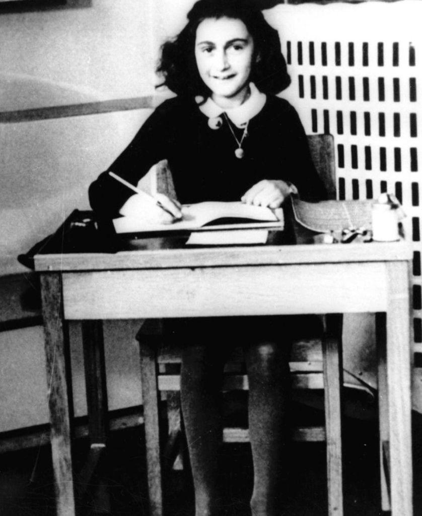 534 Anne Frank 安妮.法蘭克 1929年-1945年 猶太裔德國演員03