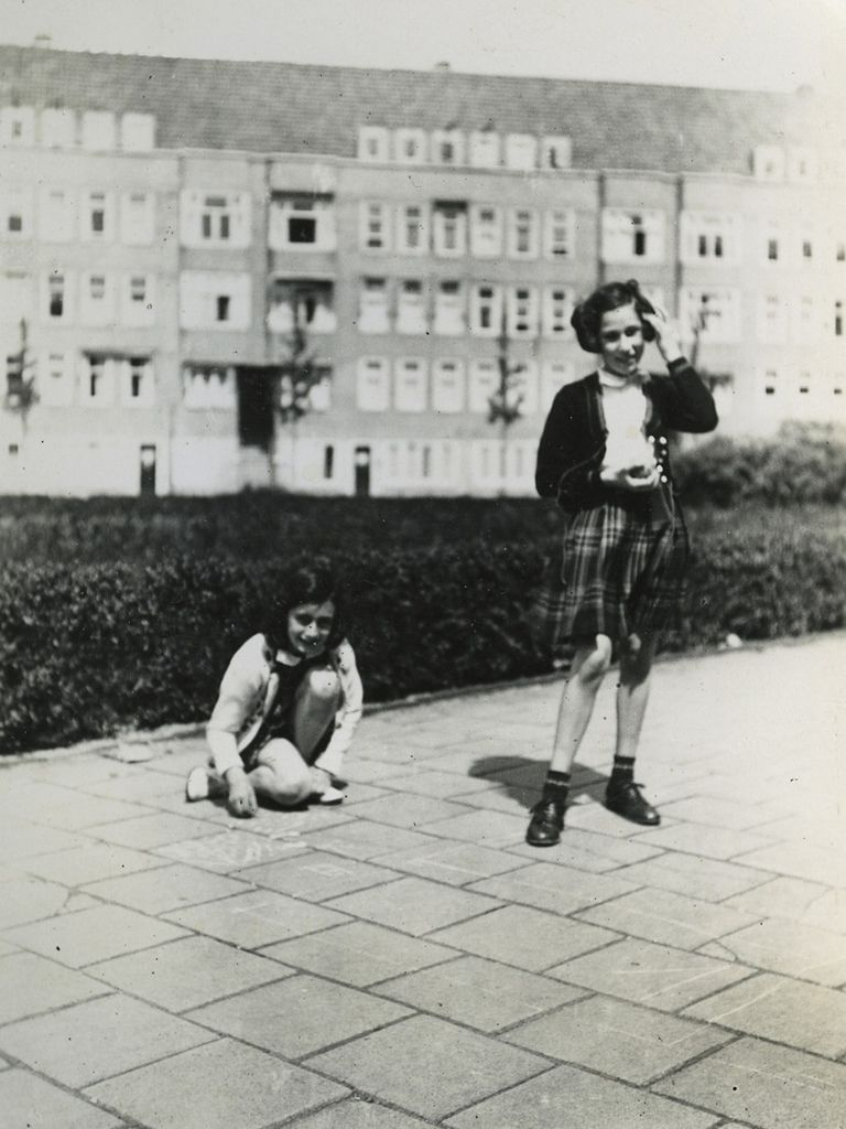 534 Anne Frank 安妮.法蘭克 1929年-1945年 猶太裔德國演員07