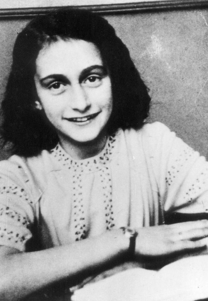 534 Anne Frank 安妮.法蘭克 1929年-1945年 猶太裔德國演員09