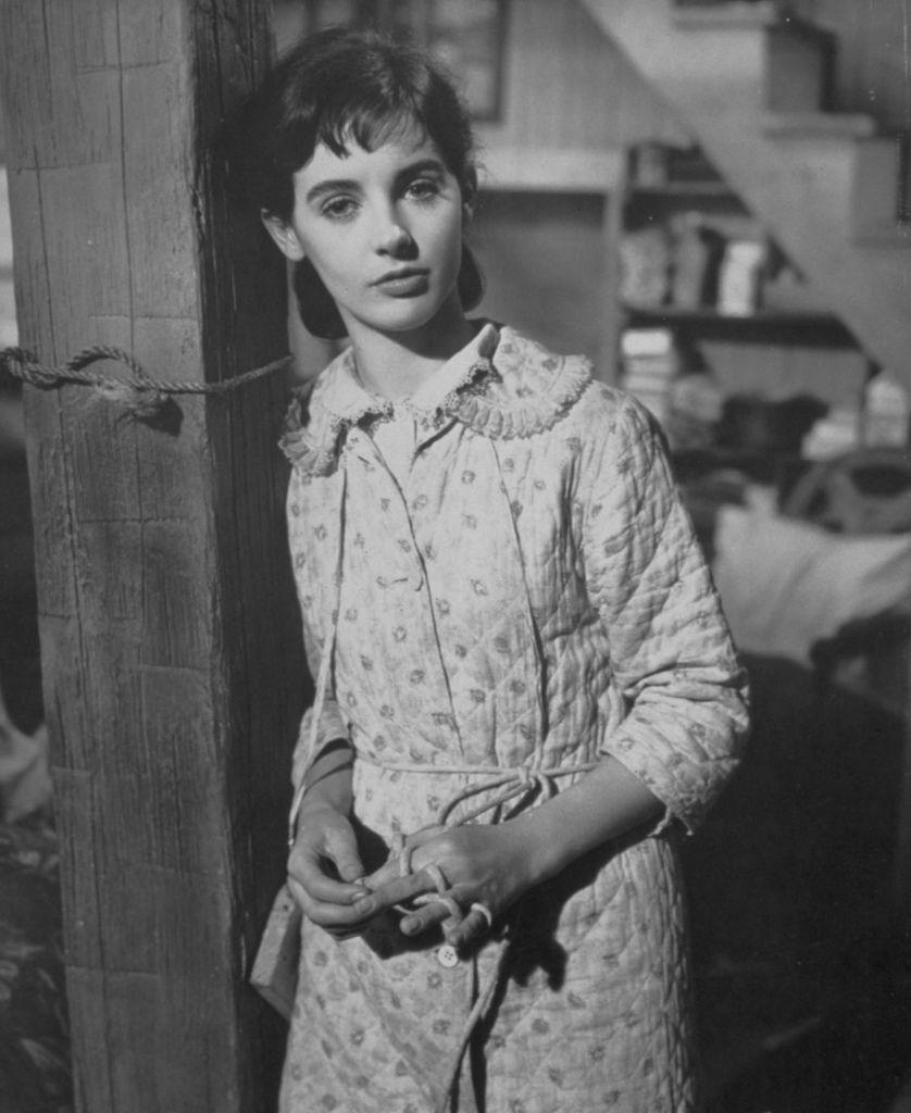 535 Millie Perkins 米莉.帕金斯 (1938年 美國電影、電視演員)03