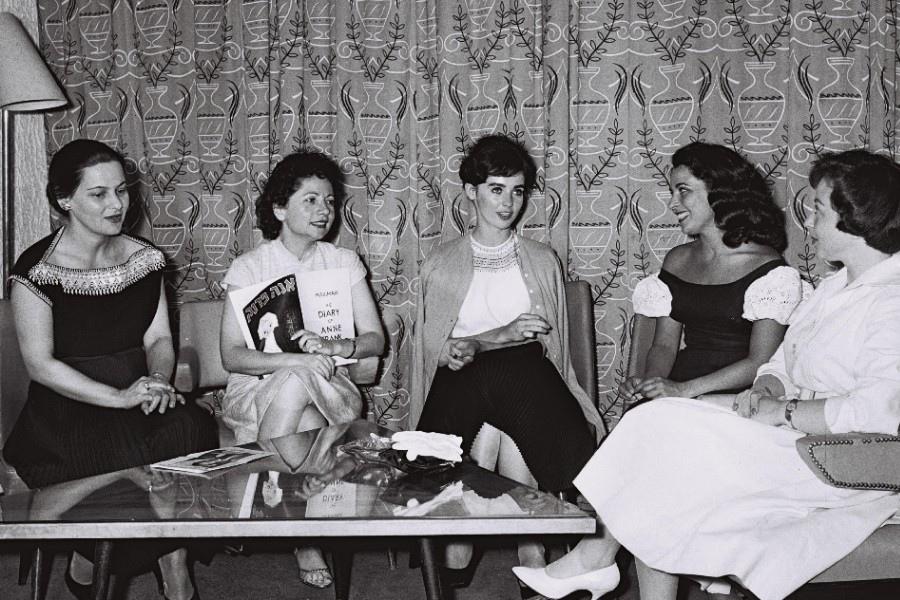 535 Millie Perkins 米莉.帕金斯 (1938年 美國電影、電視演員)11