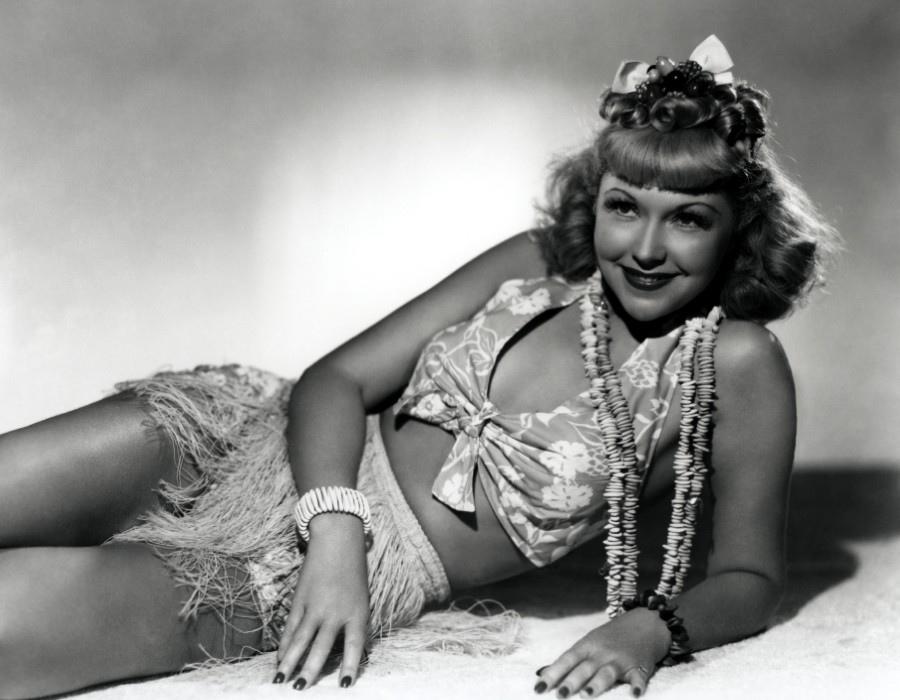 540 Joyce Compton 喬伊斯.康普頓 (1907年-1997年 美國演員)04