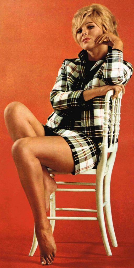 542 Susan Denberg 蘇珊.登伯格 (1944年 奧地利模特、演員)07