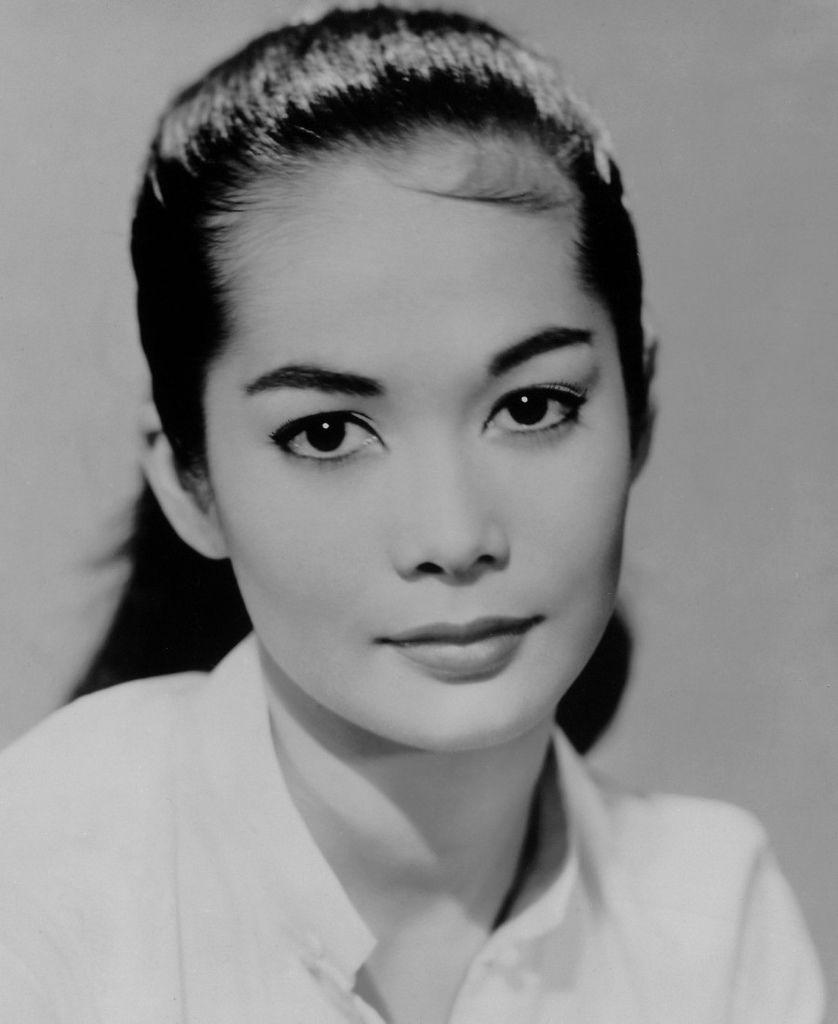 550 Nancy Kwan 關南施 (1939年 香港裔美國演員)01
