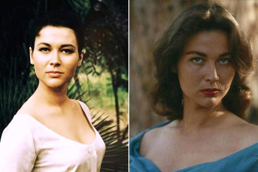 562 Gia Scala 吉亞.斯卡拉 (1934年-1972年 愛爾蘭裔英、美國演員、模特)11