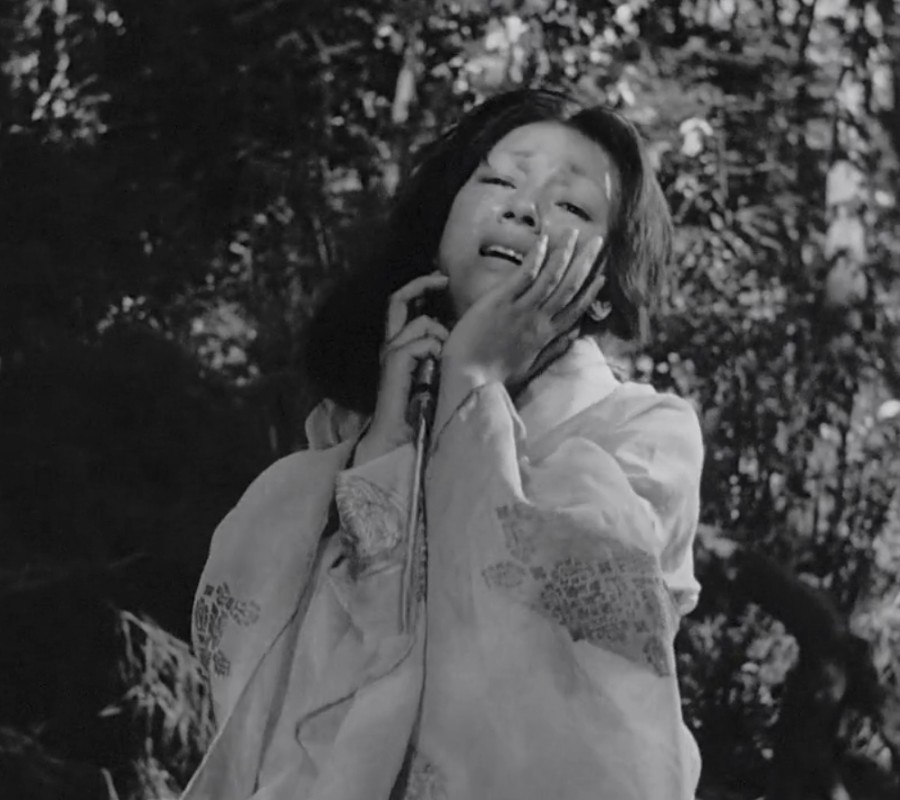 566 Machiko Kyo 京町子(矢野元子) (1924年 日本演員)01