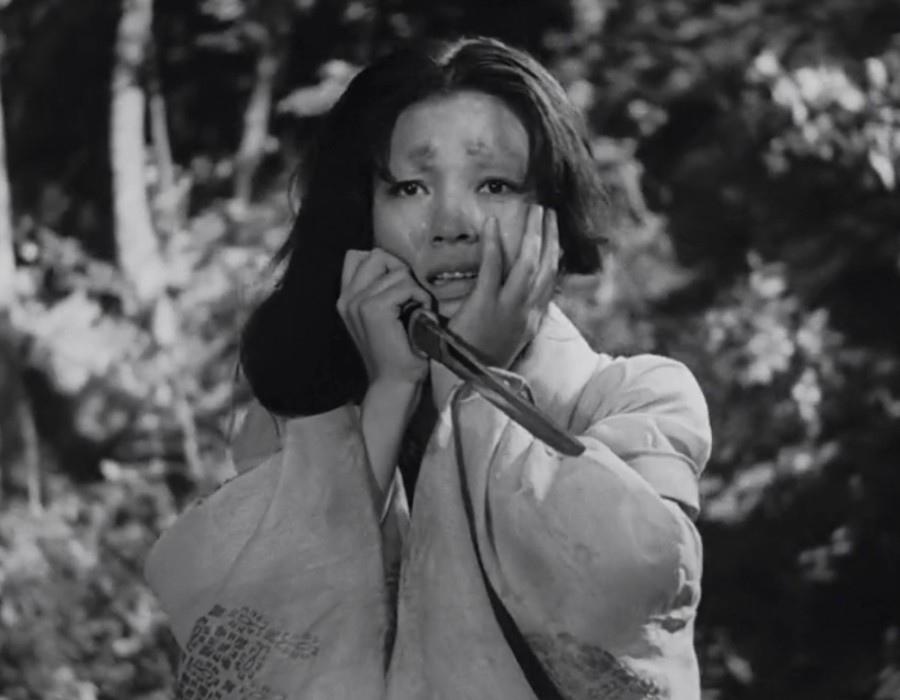 566 Machiko Kyo 京町子(矢野元子) (1924年 日本演員)02