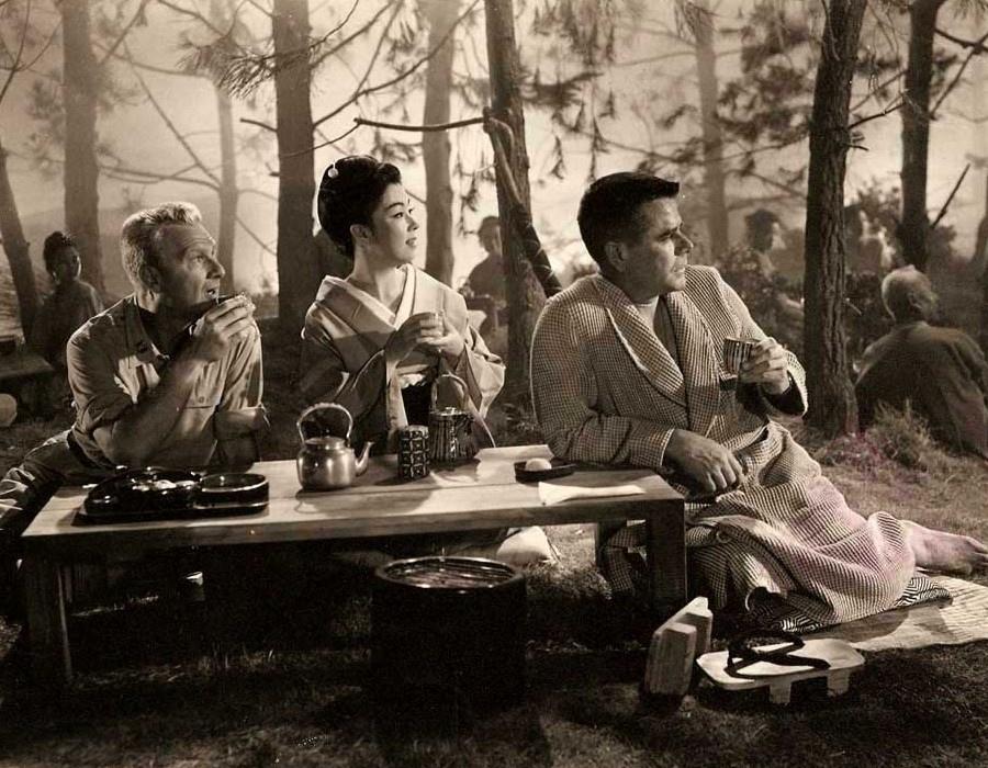 566 Machiko Kyo 京町子(矢野元子) (1924年 日本演員)10