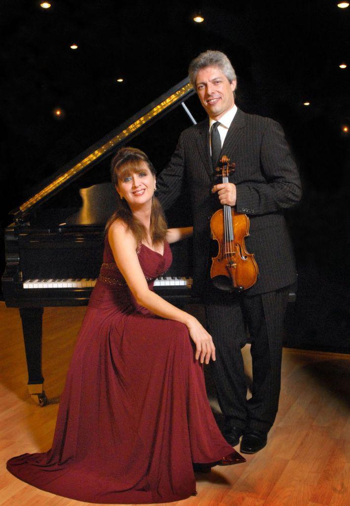 526 Gary Levinson 加里.萊文森 俄羅斯裔美國小提琴家07