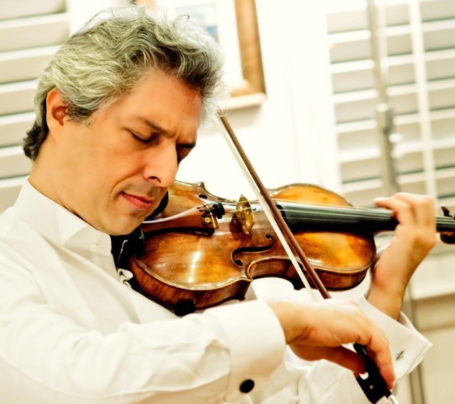 526 Gary Levinson 加里.萊文森 俄羅斯裔美國小提琴家03