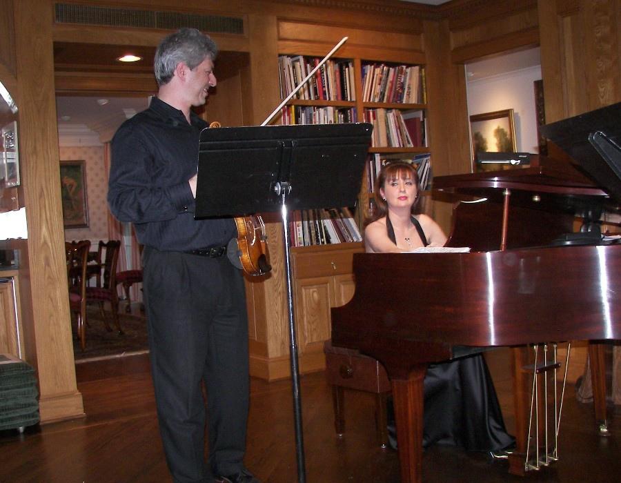 526 Gary Levinson 加里.萊文森 俄羅斯裔美國小提琴家05