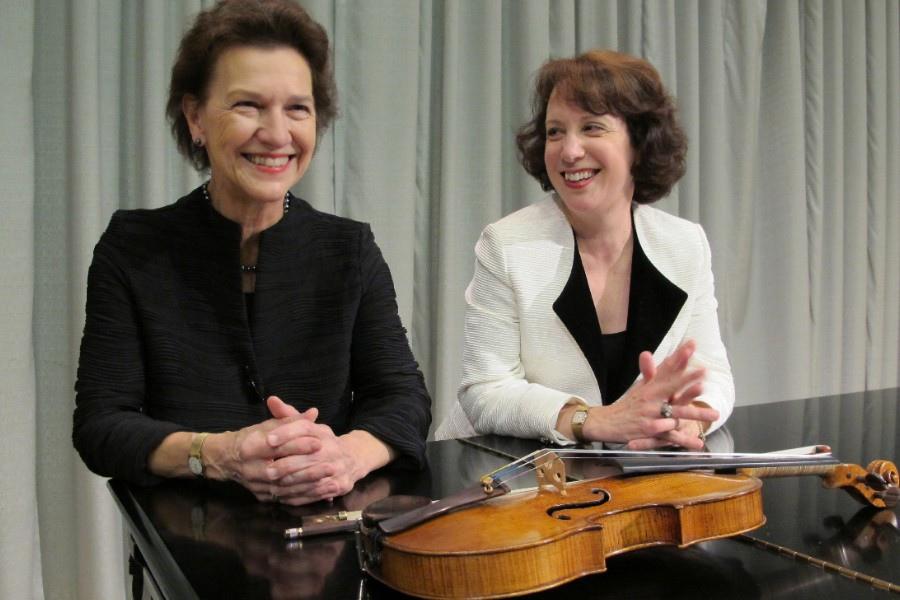 529 Maria Larionoff 瑪麗亞.拉里奧諾夫 美國小提琴家06