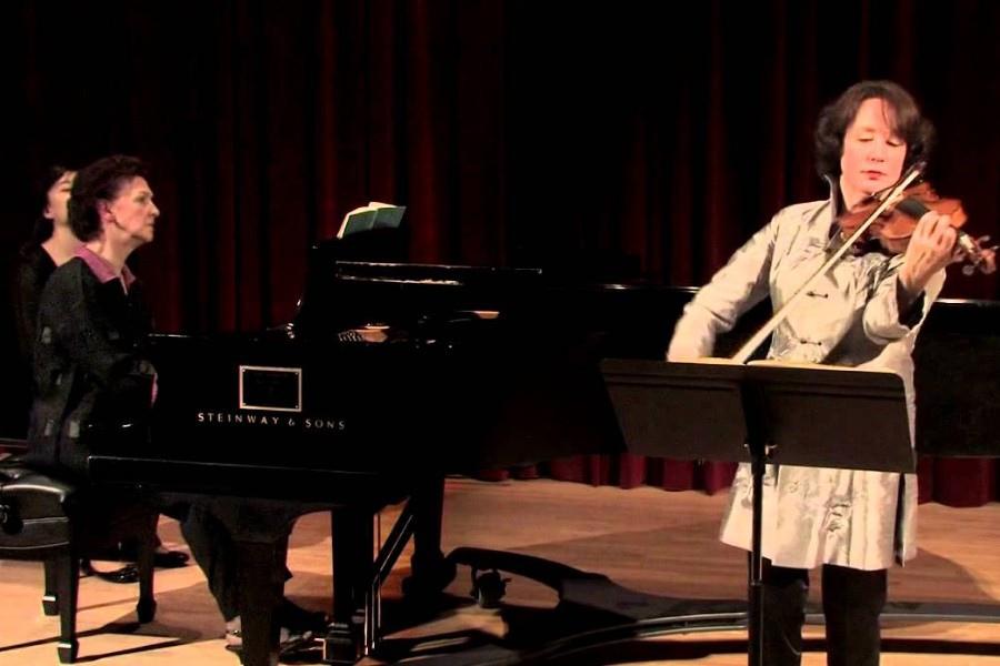 529 Maria Larionoff 瑪麗亞.拉里奧諾夫 美國小提琴家04