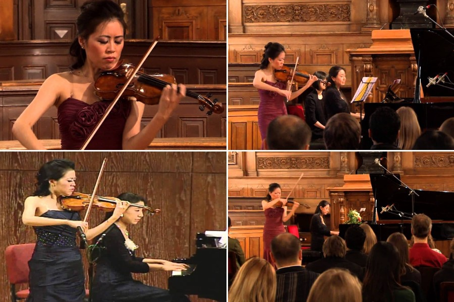530 Kuo-Hsiang Hung 洪幗襄 旅德台籍小提琴家02