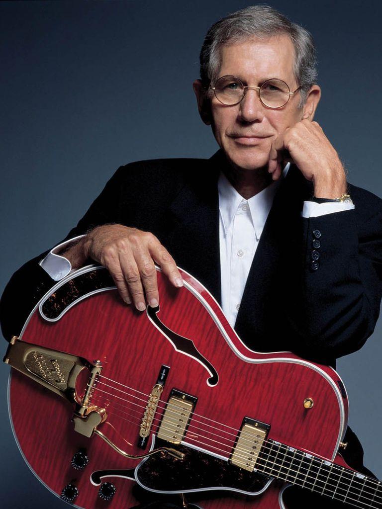 133 Chet Atkins 切特.阿特金斯 1924年-2001年 美國吉他家、音樂製作人09