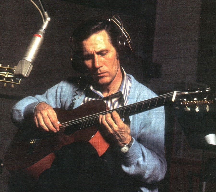 133 Chet Atkins 切特.阿特金斯 1924年-2001年 美國吉他家、音樂製作人08