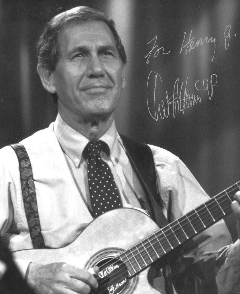 133 Chet Atkins 切特.阿特金斯 1924年-2001年 美國吉他家、音樂製作人06