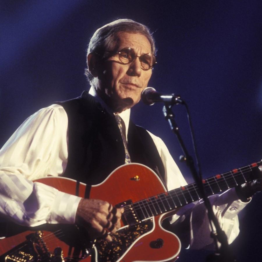 133 Chet Atkins 切特.阿特金斯 1924年-2001年 美國吉他家、音樂製作人11