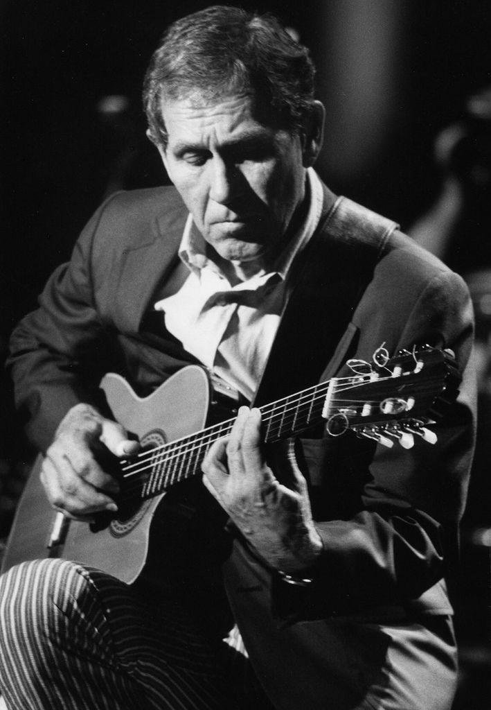 133 Chet Atkins 切特.阿特金斯 1924年-2001年 美國吉他家、音樂製作人05