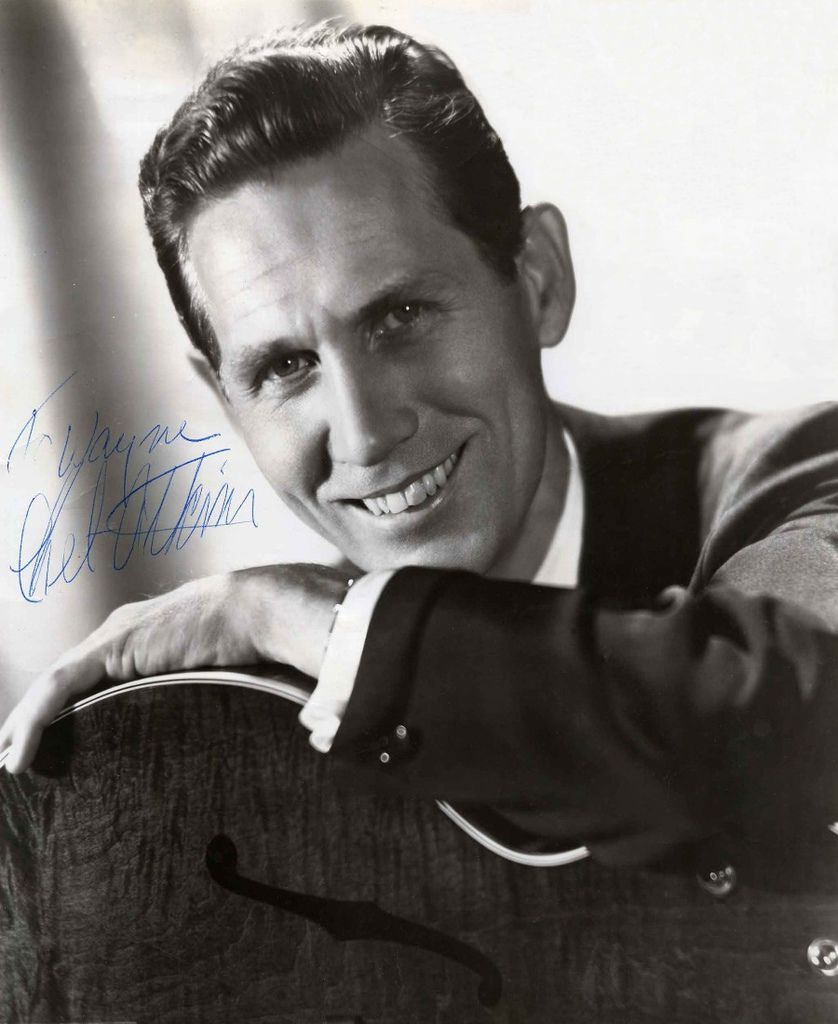 133 Chet Atkins 切特.阿特金斯 1924年-2001年 美國吉他家、音樂製作人01