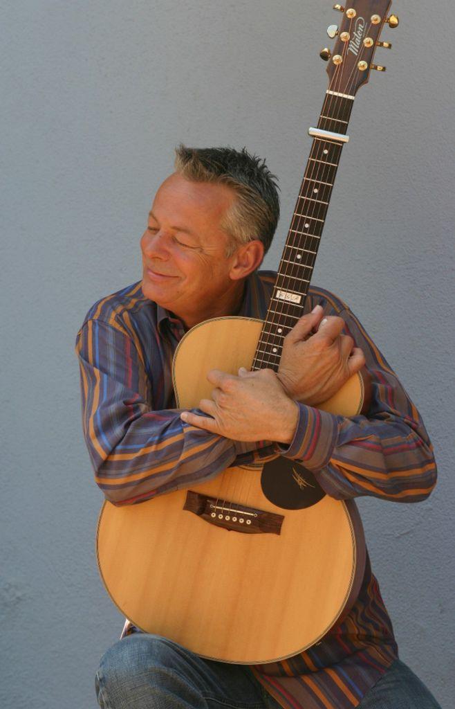 134 Tommy Emmanuel 湯米.依曼紐 1955年 澳大利亞吉他手08