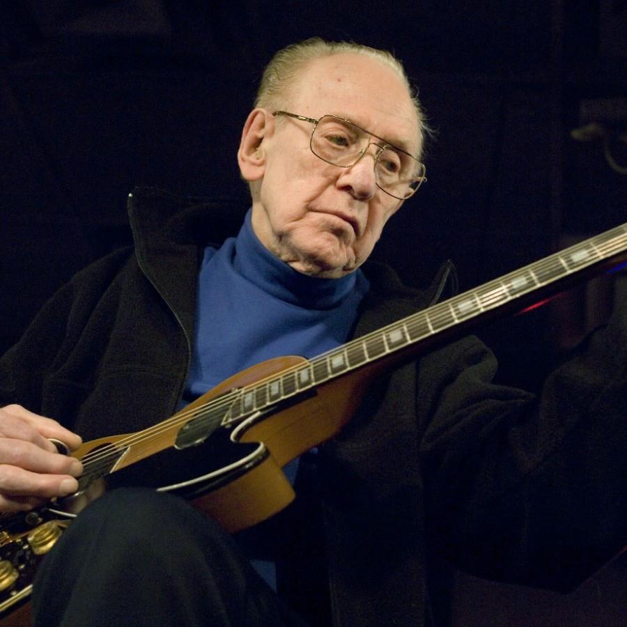 136 Les Paul 萊斯.保羅 (1915年-2009年) 美國電吉他大師、作曲家、發明家06