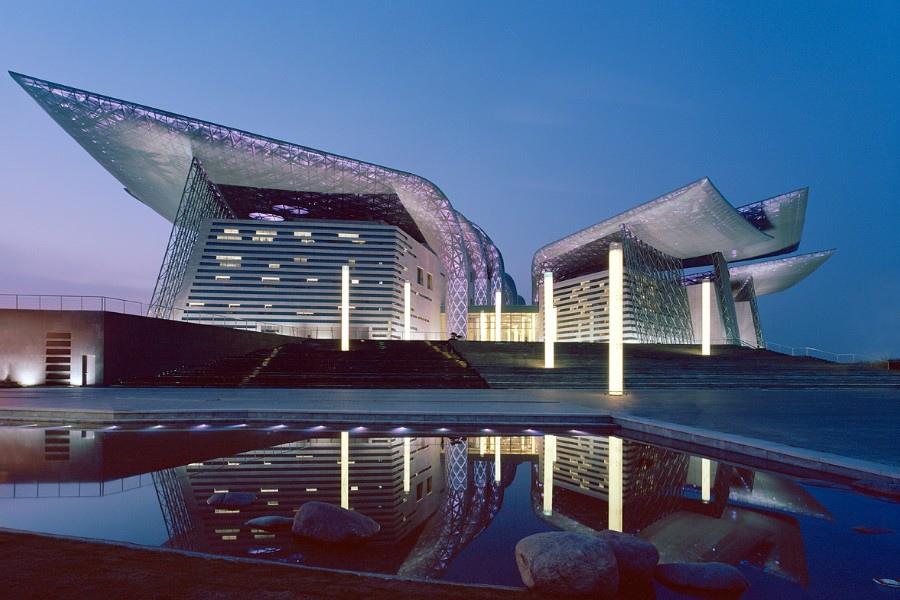 75 中華人民共和國 天津大劇院 (Tianjin Grand Theatre)07