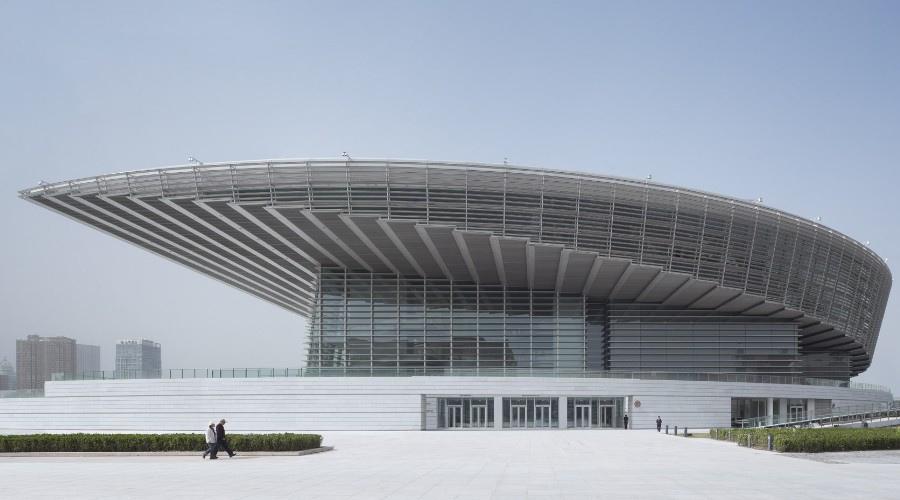 75 中華人民共和國 天津大劇院 (Tianjin Grand Theatre)01