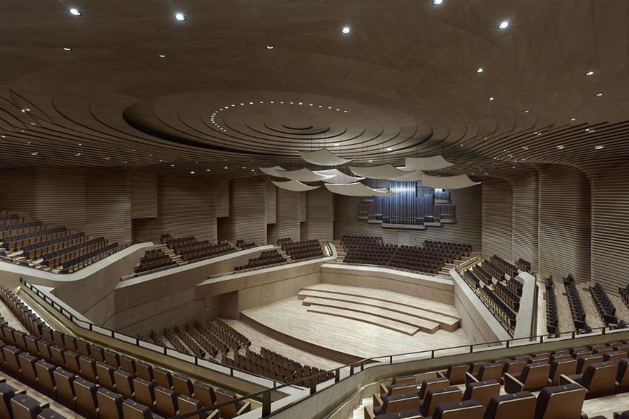 75 中華人民共和國 天津大劇院 (Tianjin Grand Theatre)16