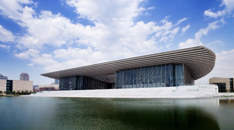 75 中華人民共和國 天津大劇院 (Tianjin Grand Theatre)03
