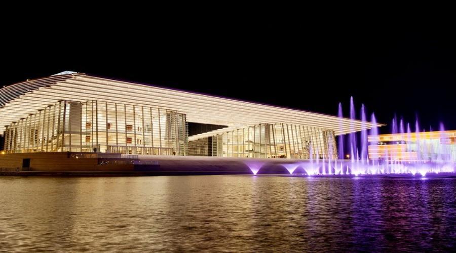 75 中華人民共和國 天津大劇院 (Tianjin Grand Theatre)10