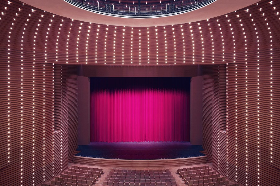 75 中華人民共和國 天津大劇院 (Tianjin Grand Theatre)17