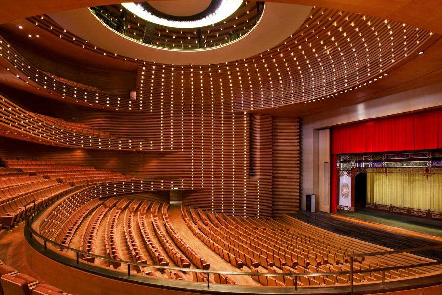 75 中華人民共和國 天津大劇院 (Tianjin Grand Theatre)13