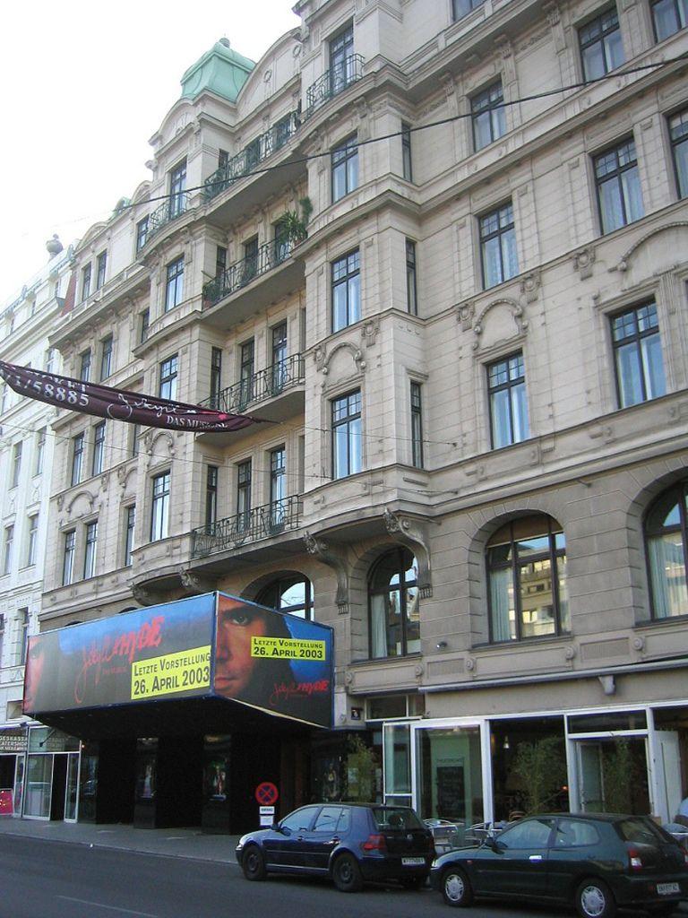 76 奧地利 維也納劇院 (Theater an der Wien)04