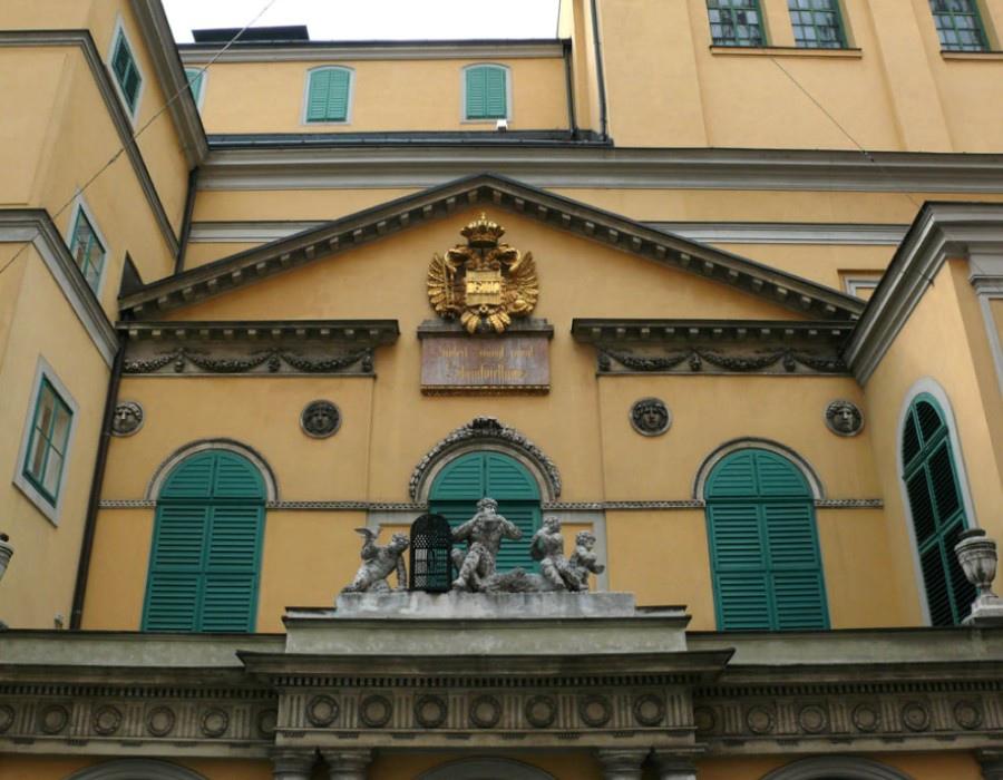 76 奧地利 維也納劇院 (Theater an der Wien)02a
