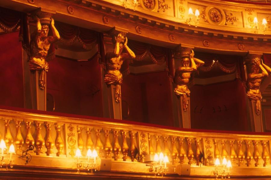 76 奧地利 維也納劇院 (Theater an der Wien)10