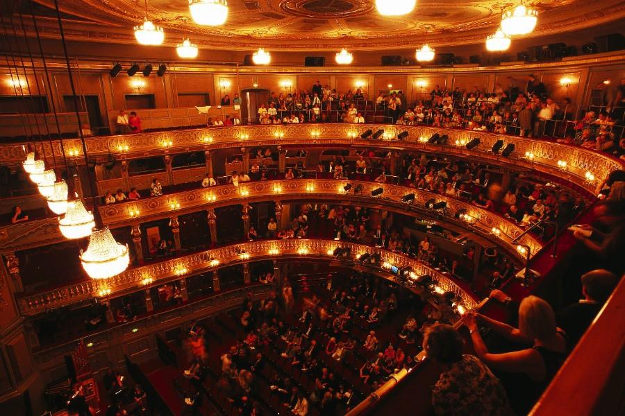 76 奧地利 維也納劇院 (Theater an der Wien)08