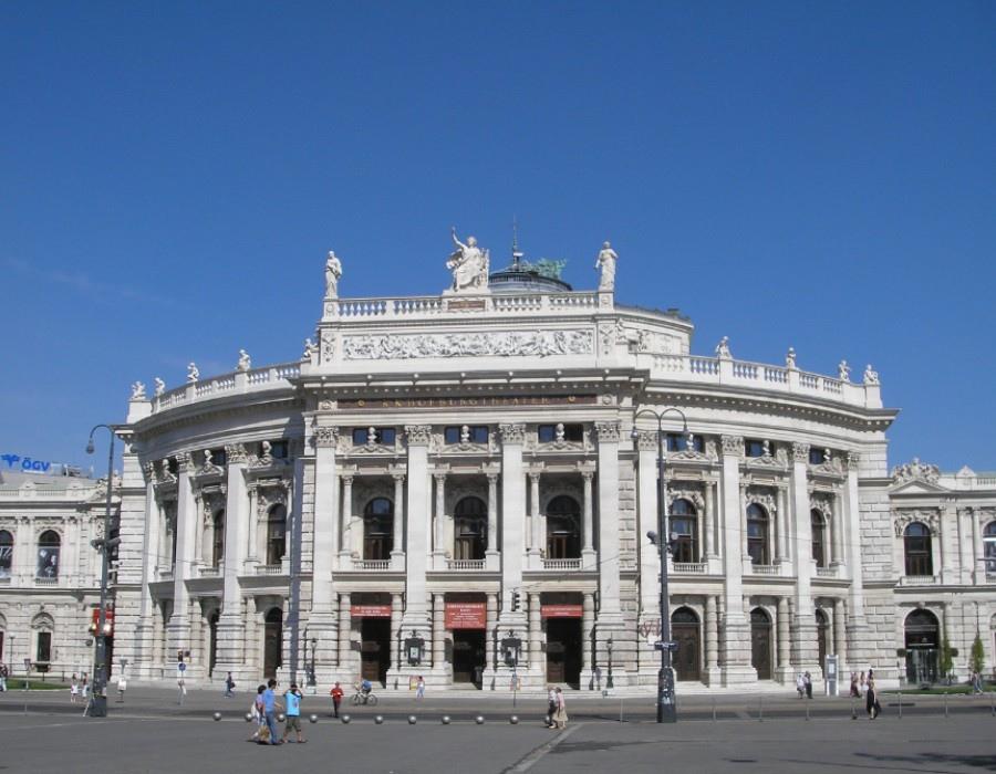 77 奧地利 城堡劇院 Burgtheater07