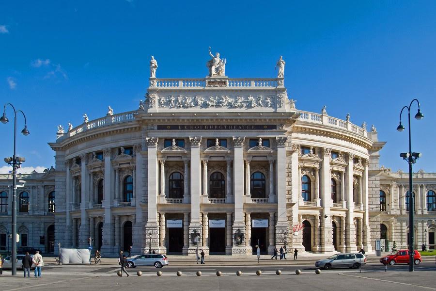 77 奧地利 城堡劇院 Burgtheater03