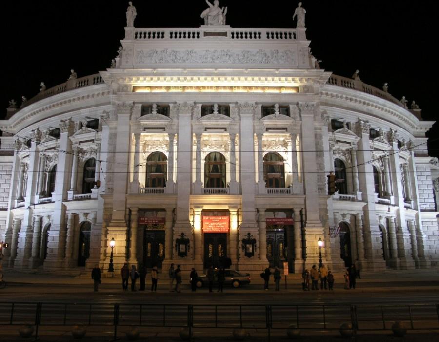 77 奧地利 城堡劇院 Burgtheater08
