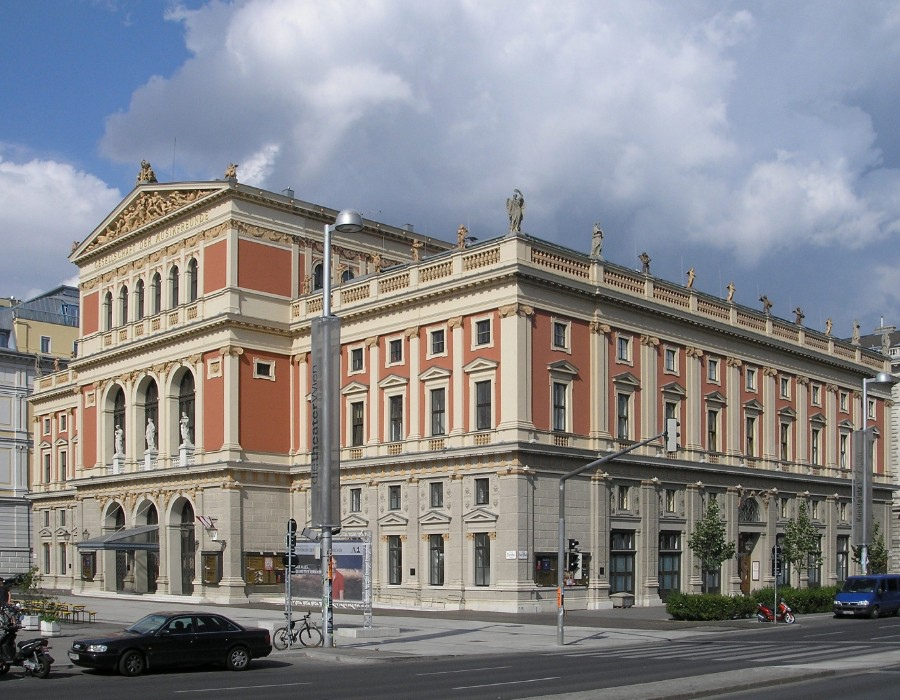 78 維也納音樂協會金色大廳 Wiener Musikverein (Goldener Saal Wiener Musikvereins)03