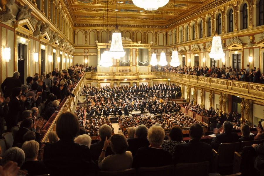 78 維也納音樂協會金色大廳 Wiener Musikverein (Goldener Saal Wiener Musikvereins)08