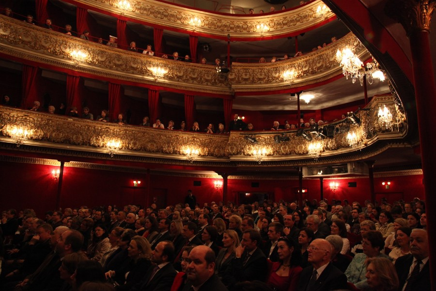 79 維也納約瑟夫城劇院 (Theater in der Josefstadt)09