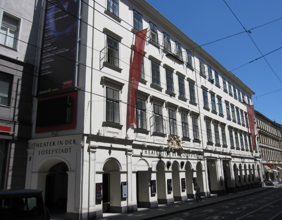 79 維也納約瑟夫城劇院 (Theater in der Josefstadt)02