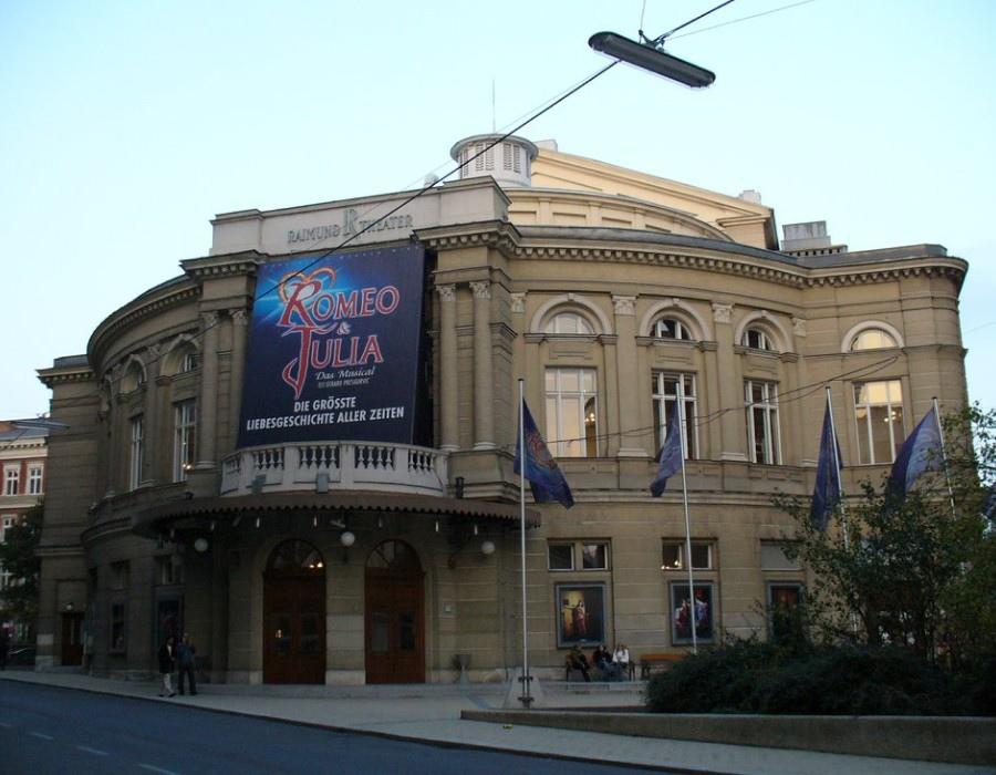 80 維也納萊蒙德劇院 (Raimund Theater)03
