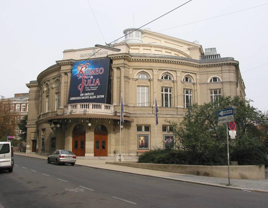 80 維也納萊蒙德劇院 (Raimund Theater)04