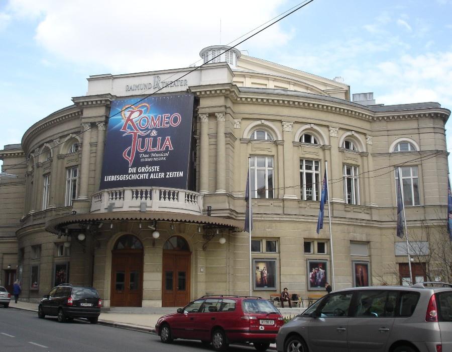 80 維也納萊蒙德劇院 (Raimund Theater)06